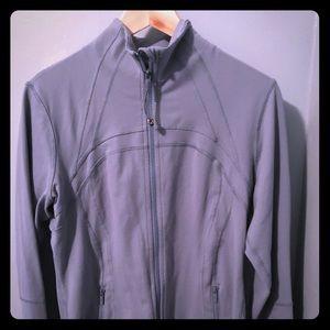 Lululemon Define Jacket Blue size 12